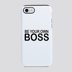 BYOB - Be your own Boss iPhone 8/7 Tough Case