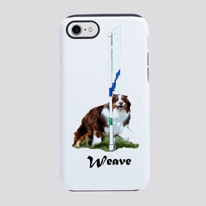 Aussie Weaving iPhone 7 Tough Case