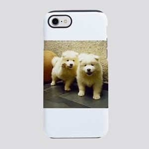 LS samoyed puppy iPhone 8/7 Tough Case