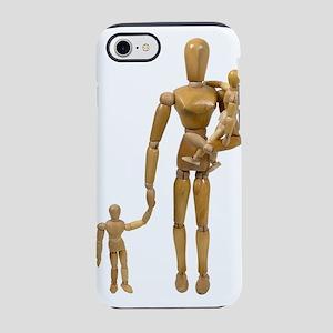 MotherTwoChildren020910 iPhone 7 Tough Case