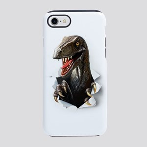 Velociraptor Dinosaur iPhone 7 Tough Case