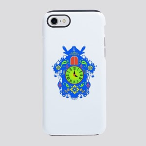 Cuckoo clock iPhone 8/7 Tough Case