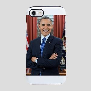 Official Presidential Portrait iPhone 7 Tough Case