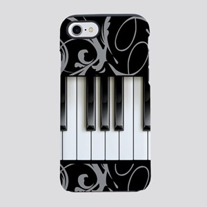 Piano Keyboard iPhone 8/7 Tough Case