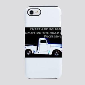 No Speed Limits iPhone 7 Tough Case