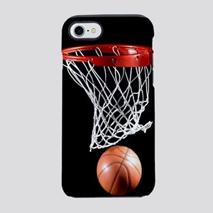Basketball Point iPhone 8/7 Tough Case