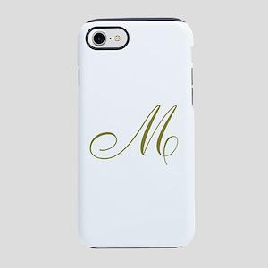 Elegant Monogrammed iPhone 8/7 Tough Case