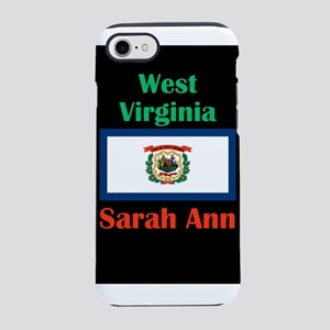 Sarah Ann West Virginia iPhone 8/7 Tough Case