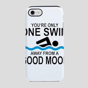 schwimmen iPhone 8/7 Tough Case