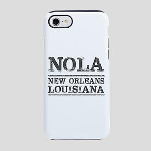 NOLA New Orleans Vintage iPhone 8/7 Tough Case