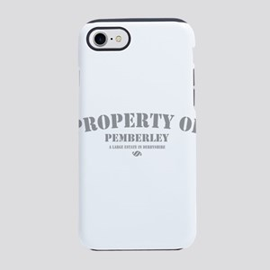 Property Of Pemberley iPhone 7 Tough Case