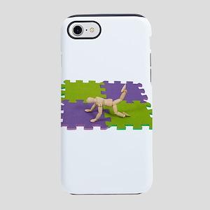 GymMatStretch112809 copy iPhone 7 Tough Case