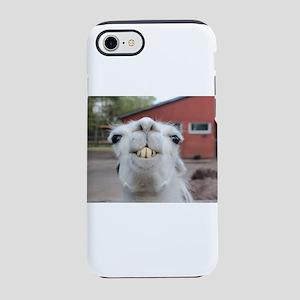 Funny Alpaca Llama iPhone 8/7 Tough Case