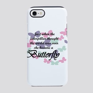 Inspirational Butterfly iPhone 8/7 Tough Case