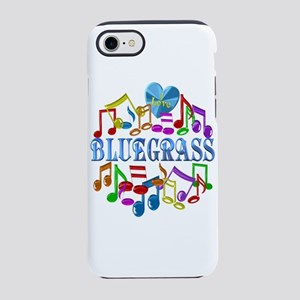 I Love Bluegrass iPhone 7 Tough Case