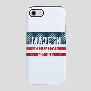 Made in Kalamazoo, Michigan iPhone 8/7 Tough Case