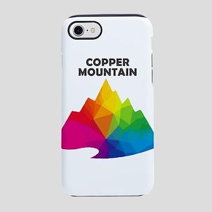 Copper Mountain Resort - C iPhone 8/7 Tough Case