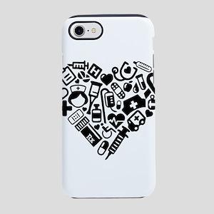 Nurse Heart iPhone 7 Tough Case