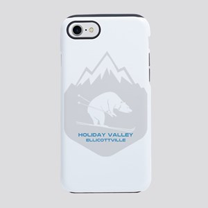 Holiday Valley - Ellicottv iPhone 8/7 Tough Case