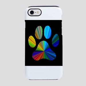 better pawprint iPhone 8/7 Tough Case