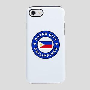 Davao City Philippines iPhone 8/7 Tough Case