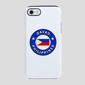 Davao Philippines iPhone 8/7 Tough Case