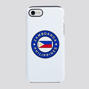 Zamboanga Philippines iPhone 8/7 Tough Case