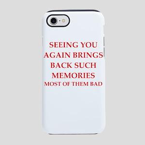 memories iPhone 7 Tough Case