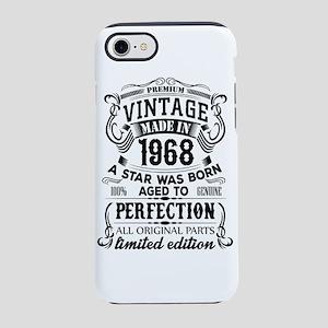 Vintage 1968 iPhone 7 Tough Case