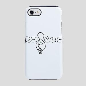 Cat Rescue iPhone 8/7 Tough Case