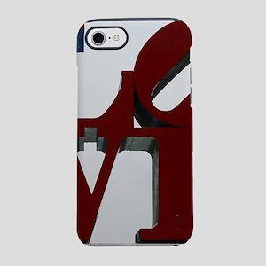 LOVE Philadelphia iPhone 8/7 Tough Case