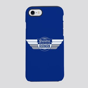 Proud Grandma of an Airman iPhone 8/7 Tough Case