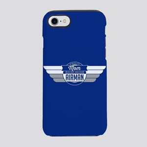 Proud Mom of an Airman iPhone 8/7 Tough Case