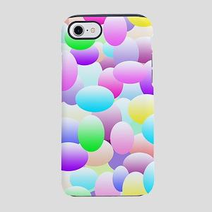 Bubble Eggs Light iPhone 8/7 Tough Case