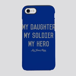 U.S. Air Force My Daughter M iPhone 8/7 Tough Case