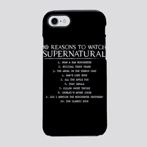 Supernatural Reasons iPhone 7 Tough Case