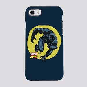 Black Panther Crawl iPhone 8/7 Tough Case