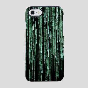Matrix Code iPhone 8/7 Tough Case