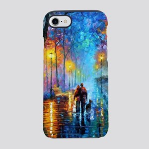 Evening Walk iPhone 8/7 Tough Case