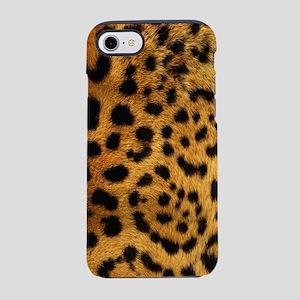 wild safari leopard print iPhone 8/7 Tough Case