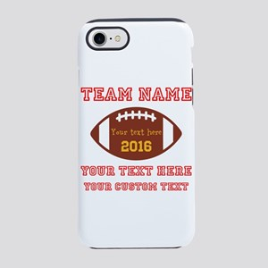 Football Personalized iPhone 7 Tough Case