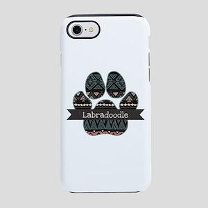 Labradoodle iPhone 8/7 Tough Case