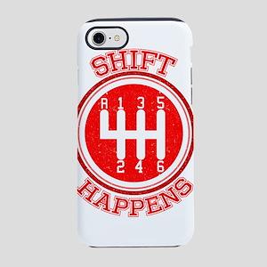 Shift Happens - Car Lover iPhone 8/7 Tough Case
