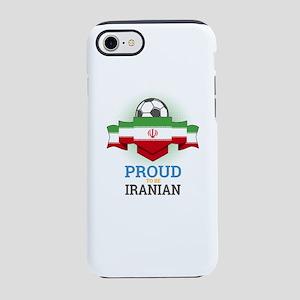 Football Iranian Iran Soccer iPhone 8/7 Tough Case