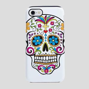 Sugar Skull iPhone 8/7 Tough Case