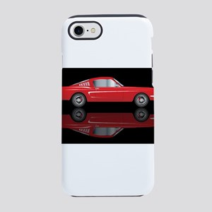 Very Fast Red Car iPhone 8/7 Tough Case