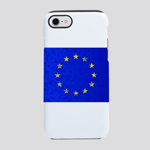 EU Flag iPhone 8/7 Tough Case