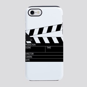 Director' Clap Board iPhone 8/7 Tough Case