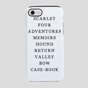 Holmes Adventures iPhone 8/7 Tough Case