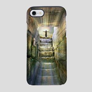 Easter Jesus Resurrection Em iPhone 8/7 Tough Case